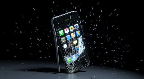 broken-iphone-5-reparatie-glas-prijs